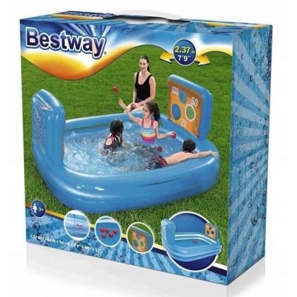 Bestway Football Pool For Kids Air Kolam Renang Mainan Budak