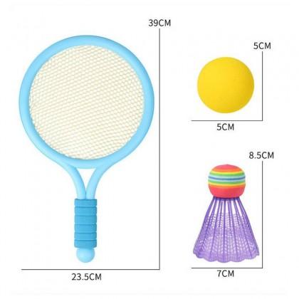Badminton and Tennis Mini Toys Racket Set Sports