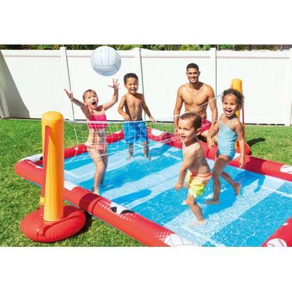 INTEX Football Volleyball Baseball Pool For Kids Air Kolam Renang Mainan Budak
