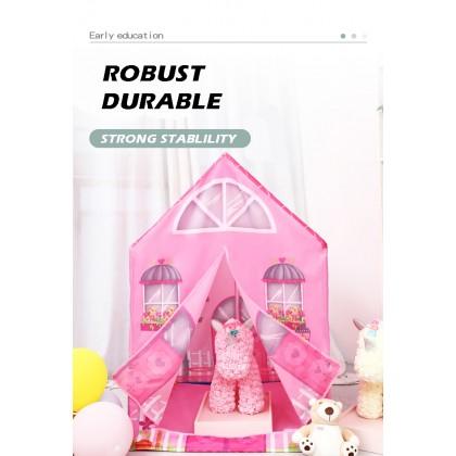 Kids Tent Pink Princess Castle