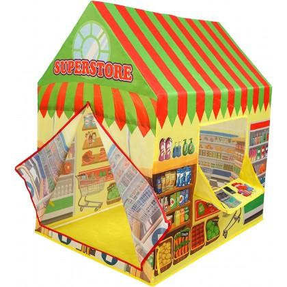 Kids Tent Supermarket