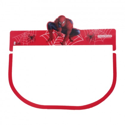 Spiderman Face Shield For Kids