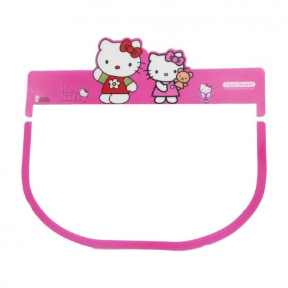 Hello Kitty Face Shield For Kids