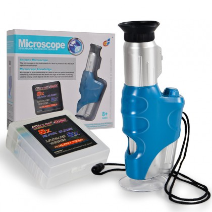 Kids Portable Microscope Education Toy