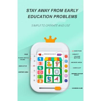 Children's Intelligent Logical Thinking Tablet
