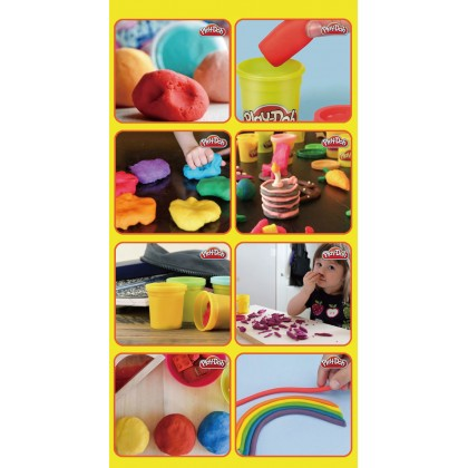 Kids Playdoh Clay Toys