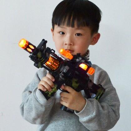 M4 Black Soldier Army Toy Gun